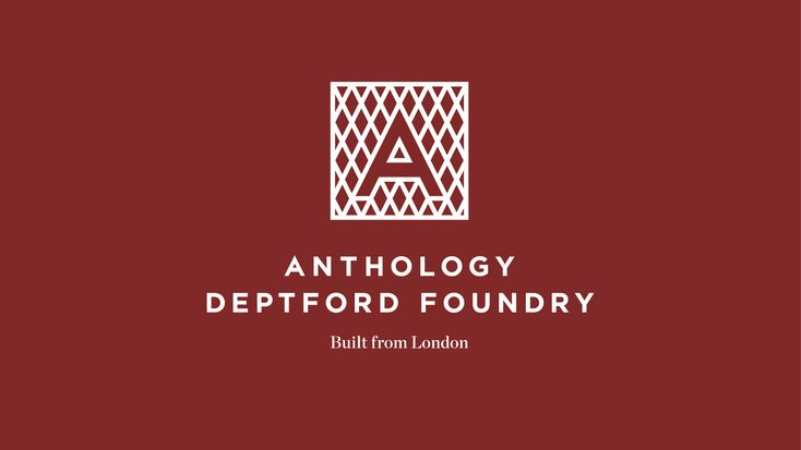Greenspace has created the branding for the new property development, which aims to reflect the history of the Deptford area.