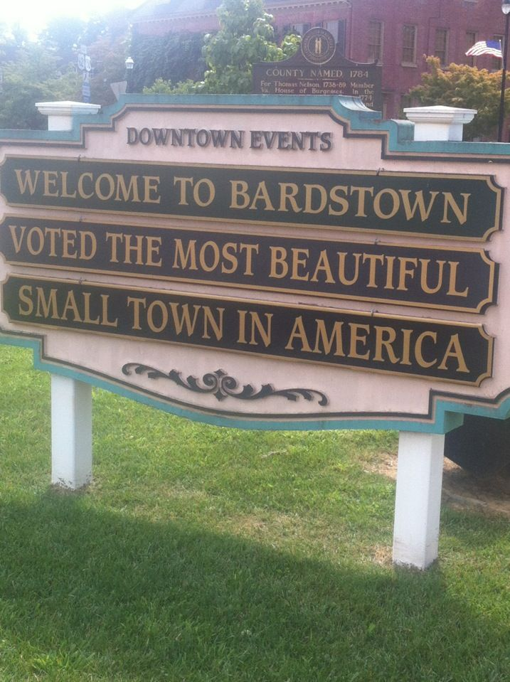 Bardstown Welcome Center in Bardstown KY 856
