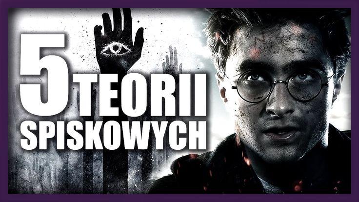5 Teorii spiskowych o Harrym Potterze! / Fuzionek