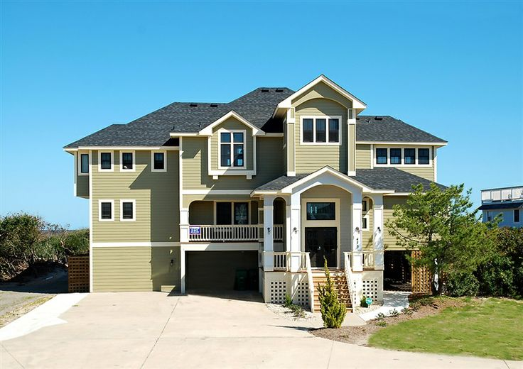 Twiddy+Outer+Banks+Vacation+Home+-+Sweet+Caroline+-+Corolla+-+Oceanfront+-+9+Bedrooms