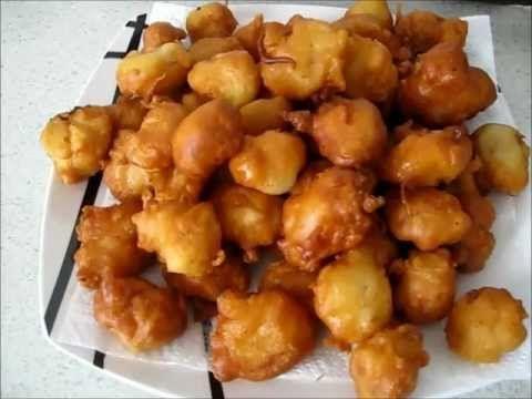 ▶ Gotowanie:Potrawa Chinska. Kurczak w ciescie (kulki) Jak zrobic? - YouTube