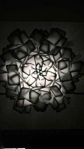 Veli plafondlamp van Slamp