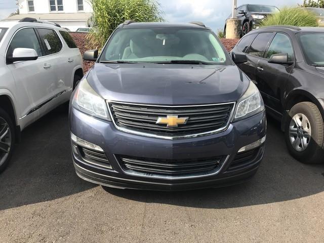 2014 Chevrolet Traverse Ls Awd In 2020 Chevrolet Traverse