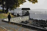 THE SEAWALL, VANCOUVER