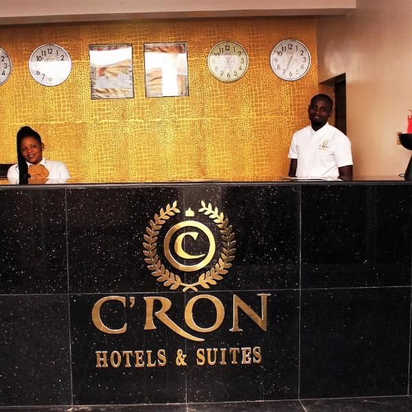 C Ron Hotels And Suites C Ron Hotels And Suites In Port Harcourt Provides Accommodation With A Shared Lounge And A Bar Boasting Free Shuttle Service This Prope