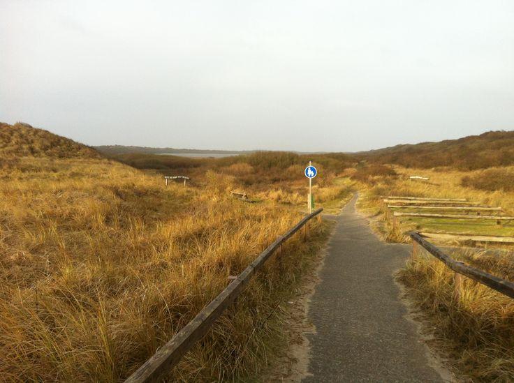 Lieblingsfleck Juist - Hammersee am frühen Morgen