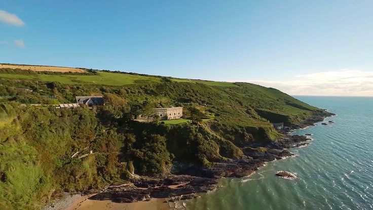 Polhawn Fort wedding venue Cornwall, UK