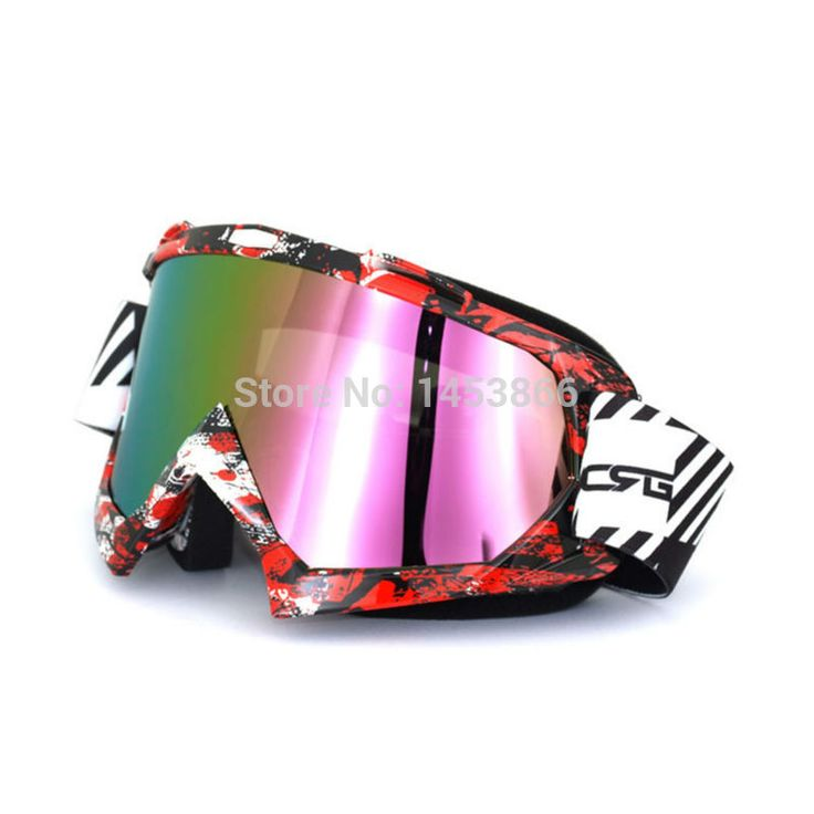 sale adult motorcycle protective gears flexible cross country helmet motocross goggles glasses #mx #goggles