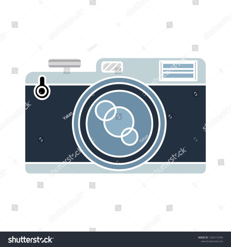 vector photography camera isolated icon – technology digital image illustration sign . photographic flash sign symbol isolated#icon#technology#vector