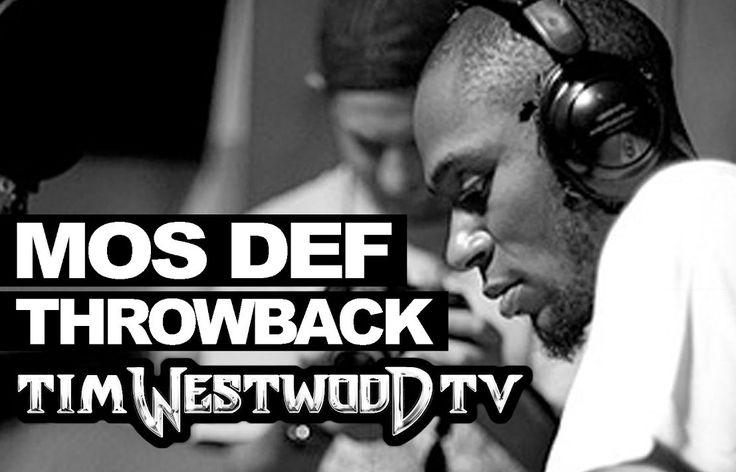 Mos Def – Tim Westwood Freestyle (2000)