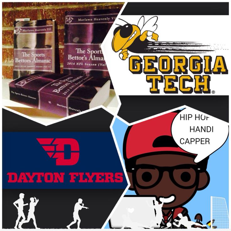 "12/23/14 NCAAM Sports Bettors Almanac Update: #GeorgiaTech #YellowJackets vs #Dayton #Flyers (Take: Dayton -6) SPORTS BETTING ADVICE  On  99% of regular season games ATS including Over/Under   ""The Sports Bettors Almanac"" available at www.Amazon.com  TIPS ARE WELCOME :  PayPal - SportyNerd@ymail.com   Marlawn Heavenly VII    #NFL #MLB #NHL #NBA #NCAAB #NCAAF #LasVegas #Football #Basketball #Baseball #Hockey #SBA #401k #Business #Entrepreneur #Investing  #Tech  #Dj  #Networking #Analytics…"