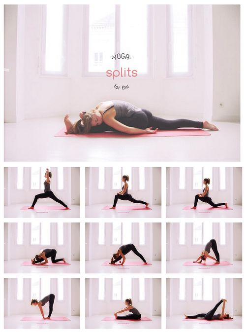 fitblr fitspo health exercise ballet healthy workout yoga pilates exercises fitspiration workouts stretch split