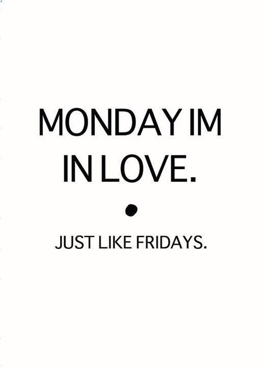 Since Shakeology and BeachBody allow me to work from home... I love Monday just as much as Friday now!