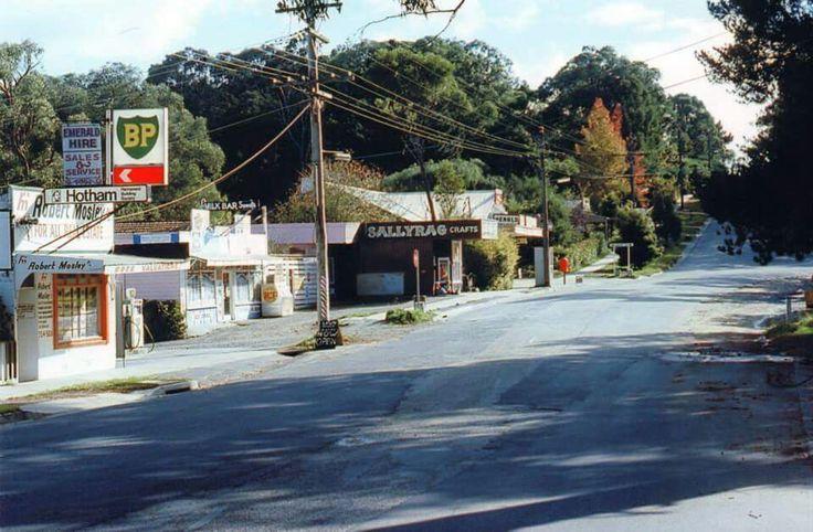 Belgrave Heights 1977. Victoria