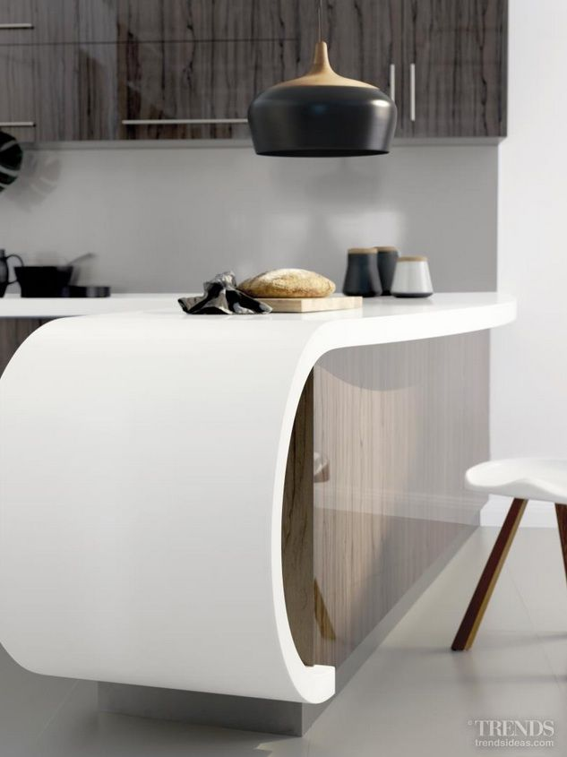 Laminex Solid Surface - Unlimited possibilities Laminex New Zealand has  announced the launch of Laminex Solid