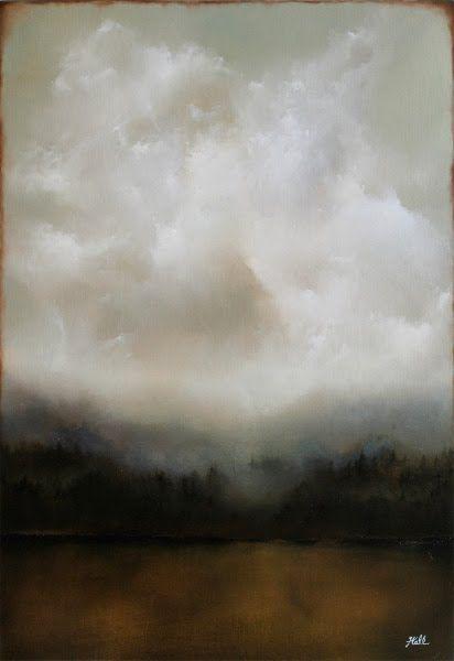 Meeresstille — by Adam Hall