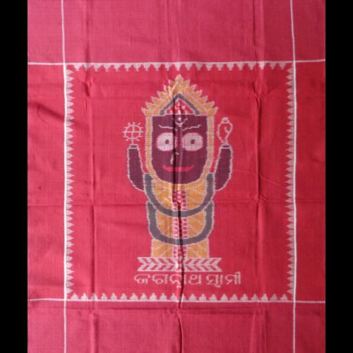 Lord Jagannath handloom Wall hanging  - Online Shopping for Art Wall n Paintings by Odisha Saree Store