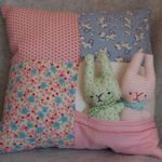 Sweet Bunny Softies To Make: Stuffed Bunnies, Baby Toys, Bunny Softies, 1 6 Easter, Sewing Patterns