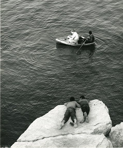 Wolf Suschitzky. Ταξίδι στην Ελλάδα του '60