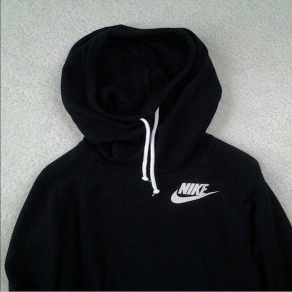 Nike sweater Black Nike hoodie Nike Sweaters Cowl & Turtlenecks