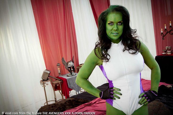 chyna as she hulk - Google Search
