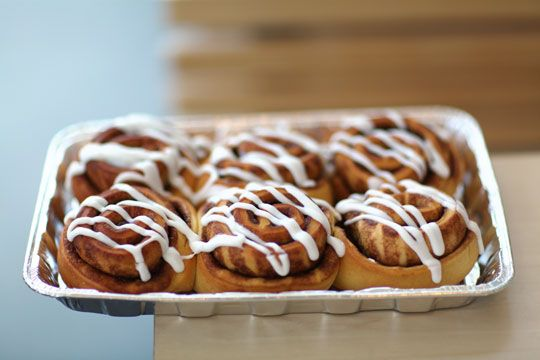 Ikea cinnamon rolls - make them yourself at home with this recipe!