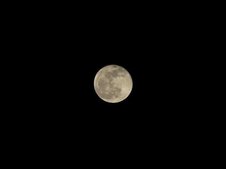 Morsasco's moon 6 Marzo 2015