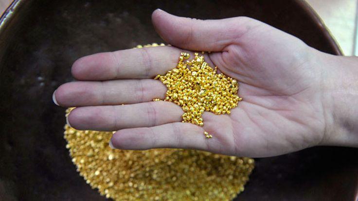 Un futuro 'brillante': Irán descubre nuevas reservas de oro