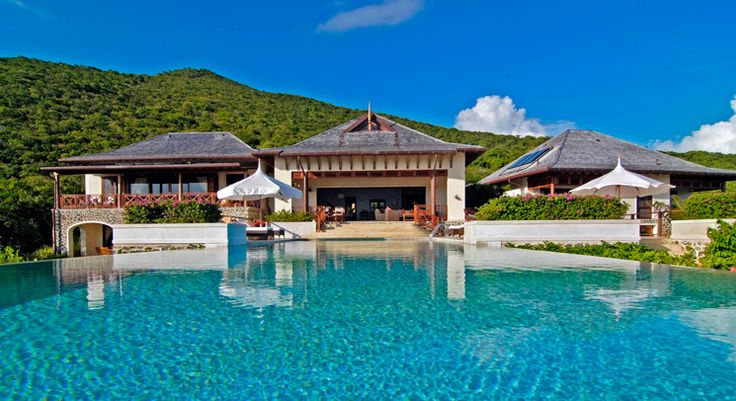 Silver Turtle Villa at Canouan Resort --  Carenage Bay #LuxuryTravel www.lujure.ca