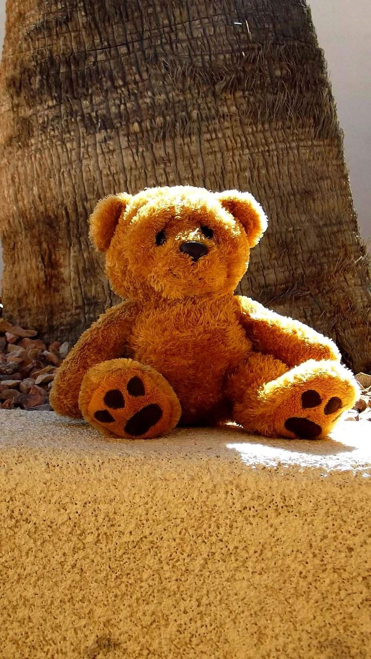 Cute teddy bear iPhone 6 wallpapers. Tap to see more
