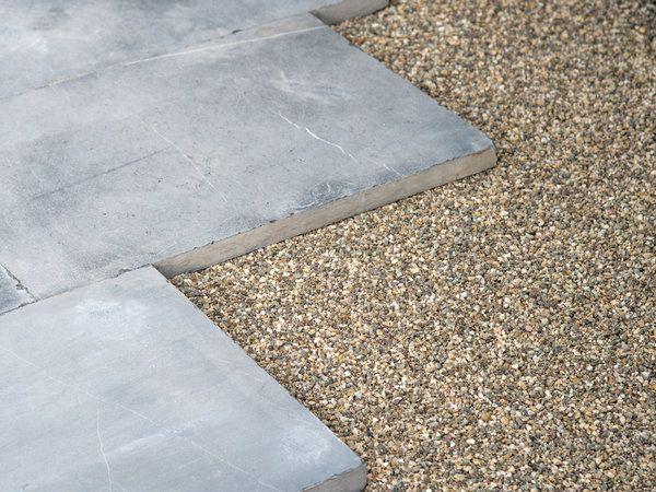 Verlegung Auf Schottertragschicht Garten Natursteinplatten Verlegen Und Natursteine