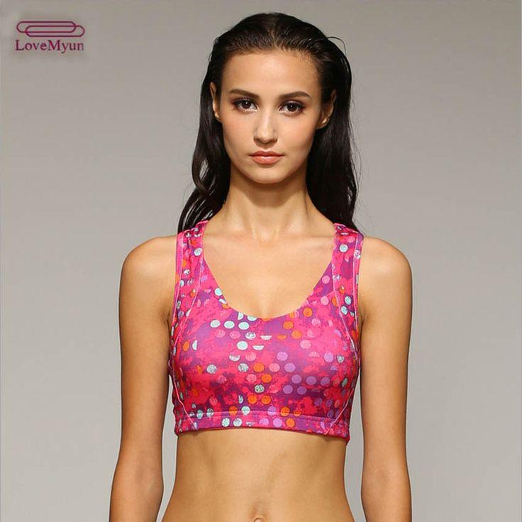 Mujer Deportes Bras chaleco running ropa interior Femenina para las mujeres Top deportes de Fitness yoga tank top bra ropa Deportiva para mujeres yoga