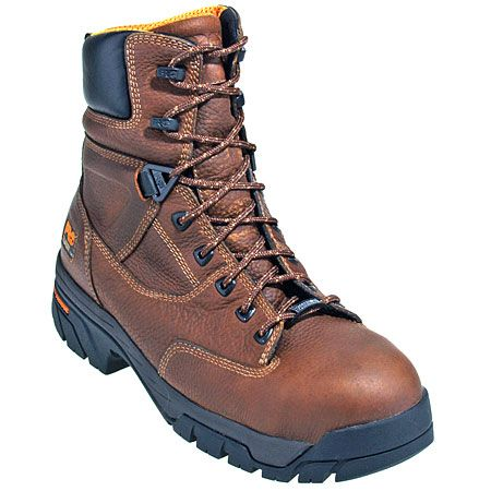 Timberland Pro Boots Men's 87566 Helix EH Waterproof Composite Toe Boo