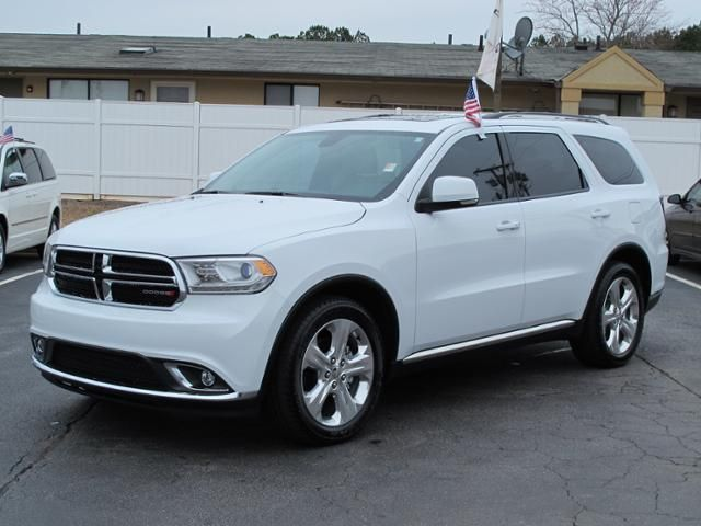 2014 #Dodge Durango Limited