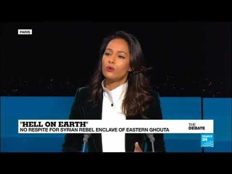 Rula Jebreal: Assad released jihadists to make himself the only viable option FRANCE 24 English #News