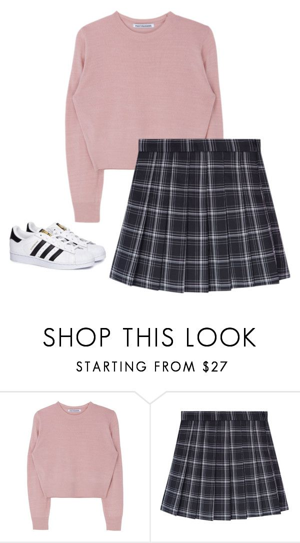 """""""My style pt. 6"""" by ifrancesconi on Polyvore featuring adidas"""