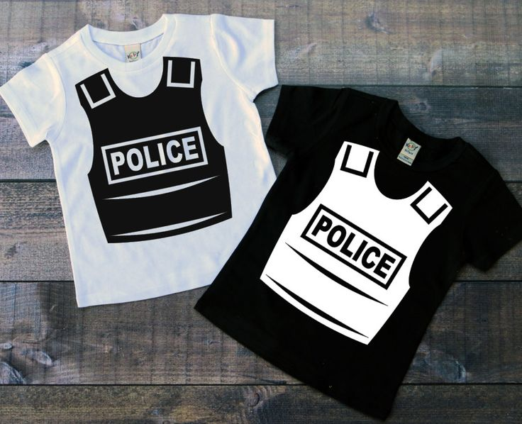 Police Baby- Police dad gifts- Police mom gifts- toddler police shirt- childrens police gear- cute kids cops shirt- police uniform by DaliceDesigns on Etsy