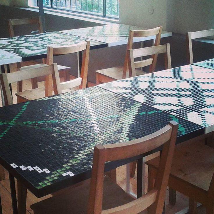 Oltre 25 fantastiche idee su progetti di mosaico su - Superstudio mobili ...