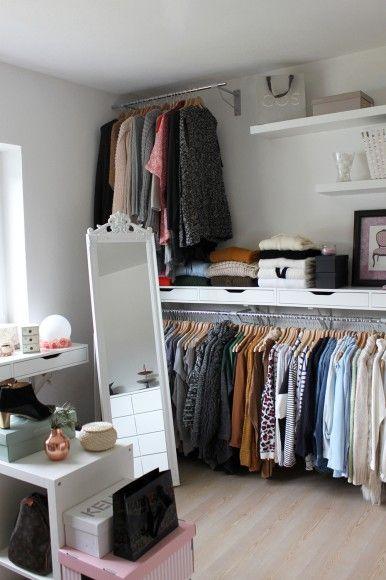 Amazing Homestory Mein Ankleideraum Interior Inspiration Schrank IdeenSchlafzimmer SchrankOffener