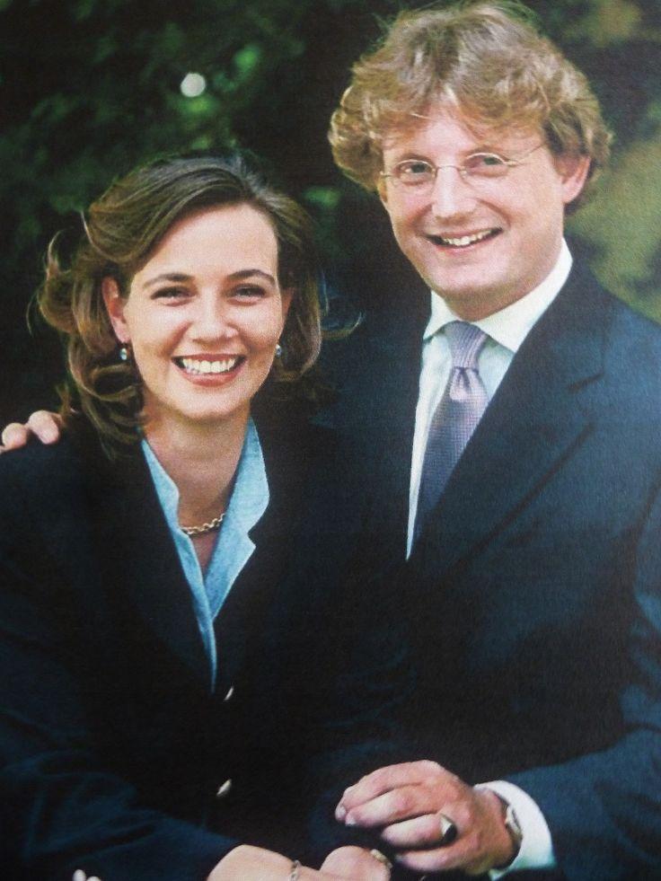 Verloving Bernhard en Annette van Vollenhoven