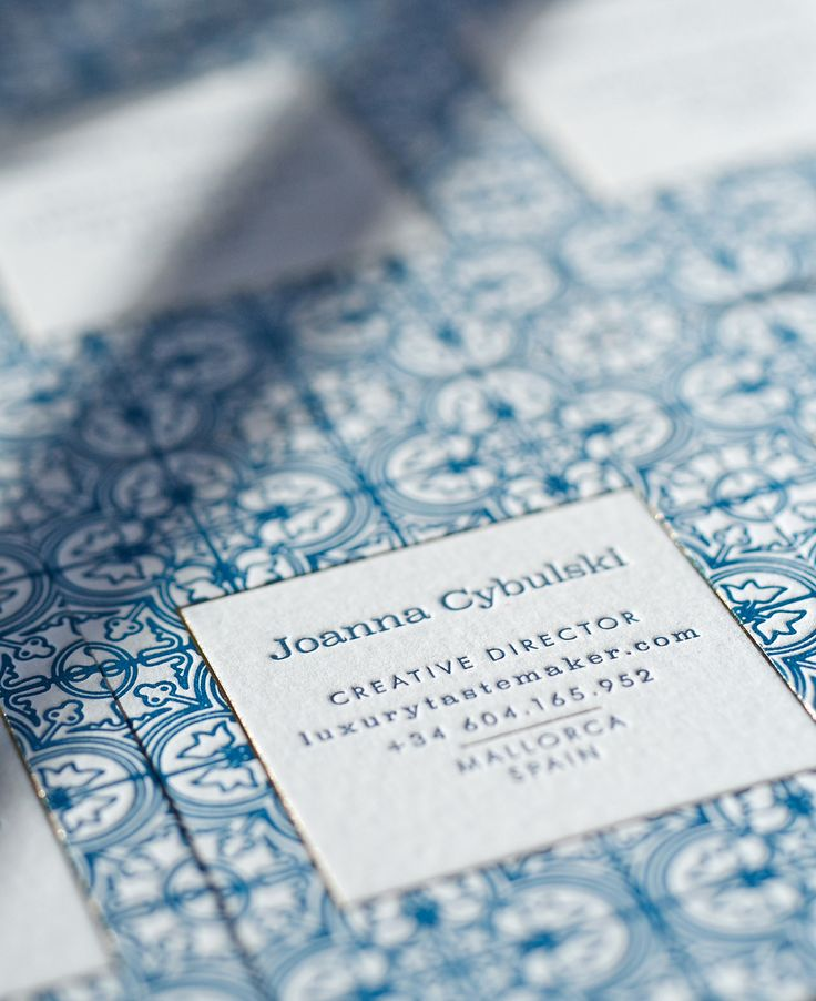 12 best Business Cards images on Pinterest Letterpress business - letterpress business card