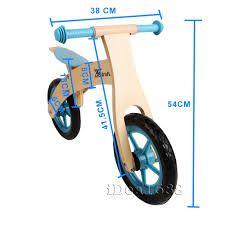 Kết quả hình ảnh cho wooden balance bike plans