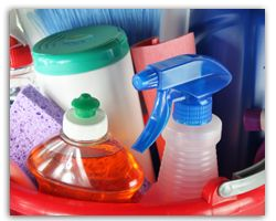 Productos de limpieza e higiene para sector del hogar, industria, hoteles, oficinas, restaurantes y lavanderias