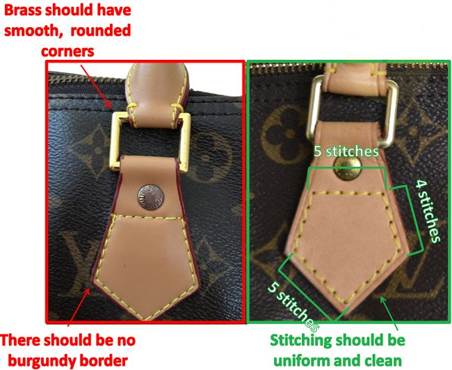 Fashionlady presents to you useful tips on how to distinguish the real and fabulous Louis Vuitton from the fake ones