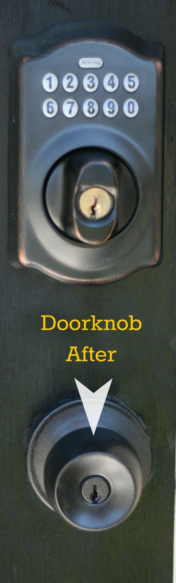 Best 25+ Painted door knobs ideas on Pinterest | Paint door knobs ...