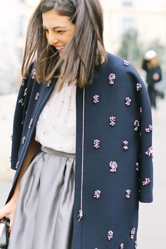 Sunday´s Inspiration: Paris Street Style