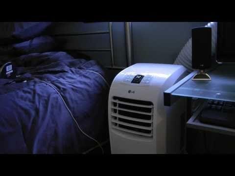 danby 8500 btu portable air conditioner manual