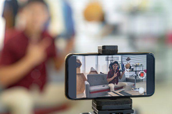 How To Optimize Your Tiktok Bio 5 Easy Steps Examples Optimization Live Streaming Social Media Content Calendar