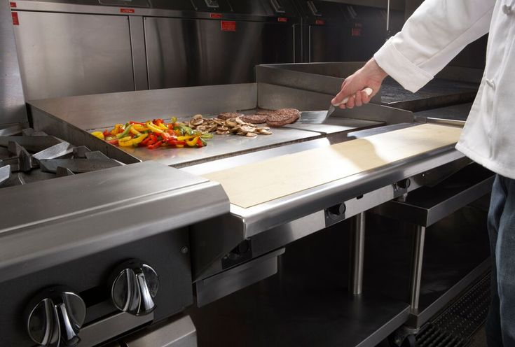 How to Clean a Commercial Griddle - Restaurant Supply & Restaurant Equipment Blog
