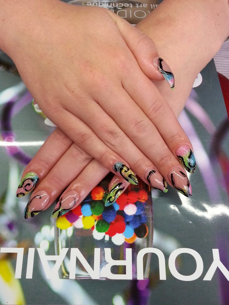 Snap shot competition Your Nails Magazine